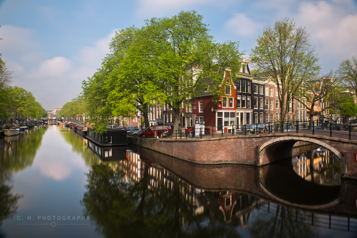 Prinsengracht Morning