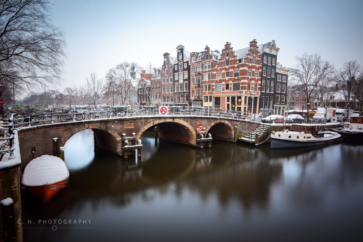 Brouwersgracht Winter