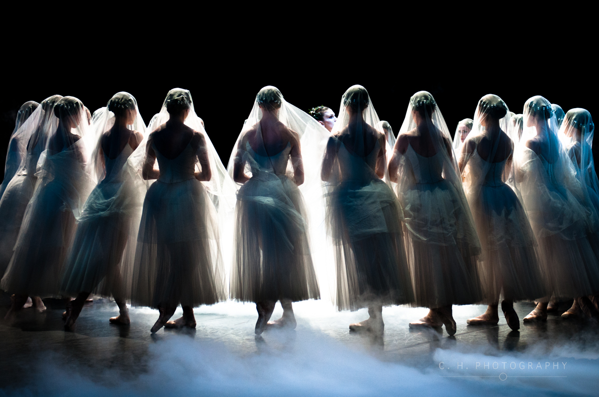 The Dutch National Ballet's production of Giselle