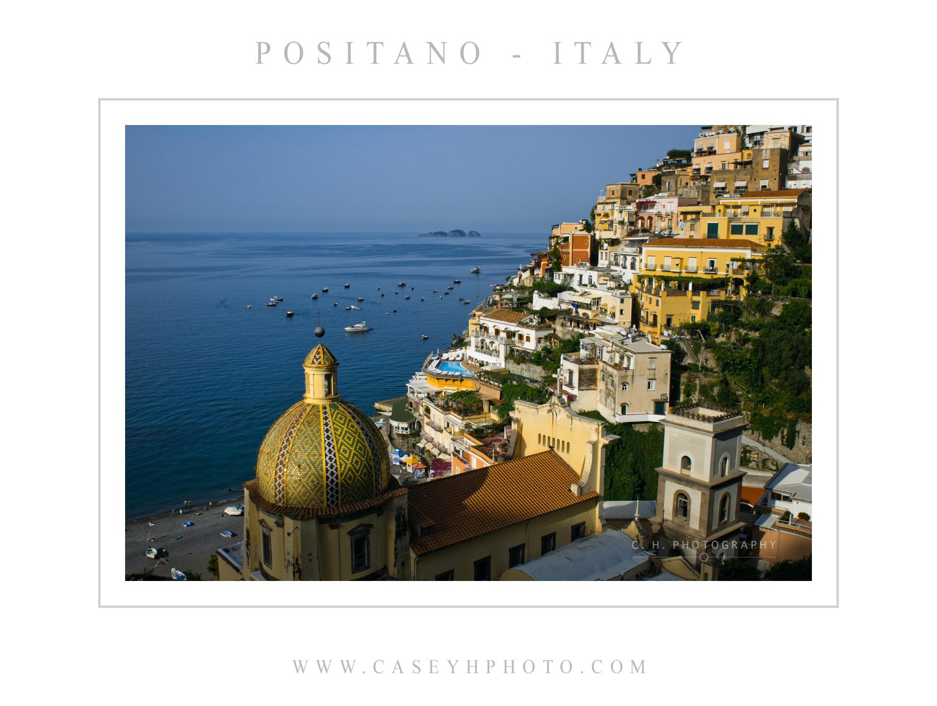 Positano - Amalfi Coast - Campania - Italy