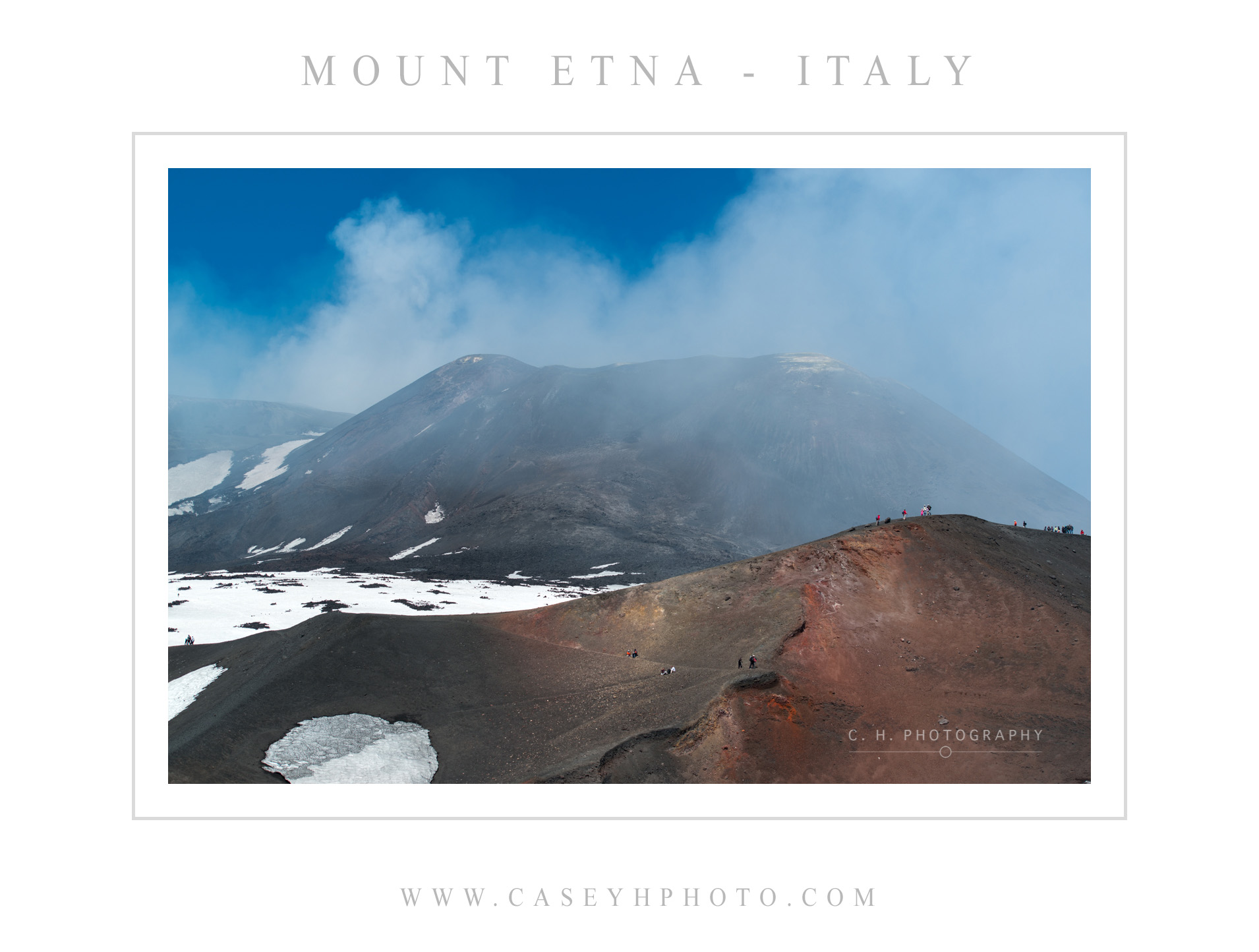 Mount Etna - Sicily - Italy