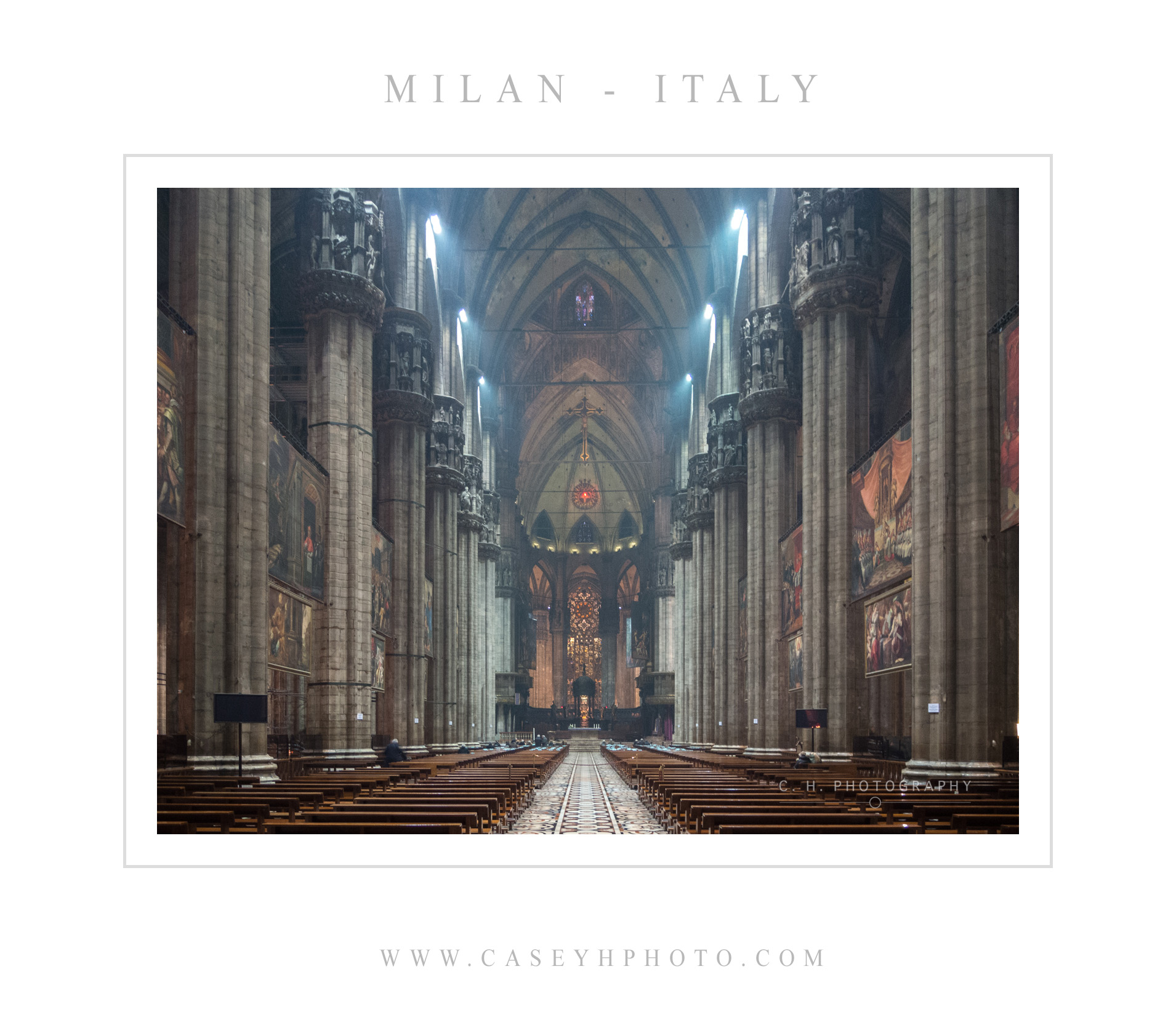 Cathedral - Milan - Lombardy - Italy