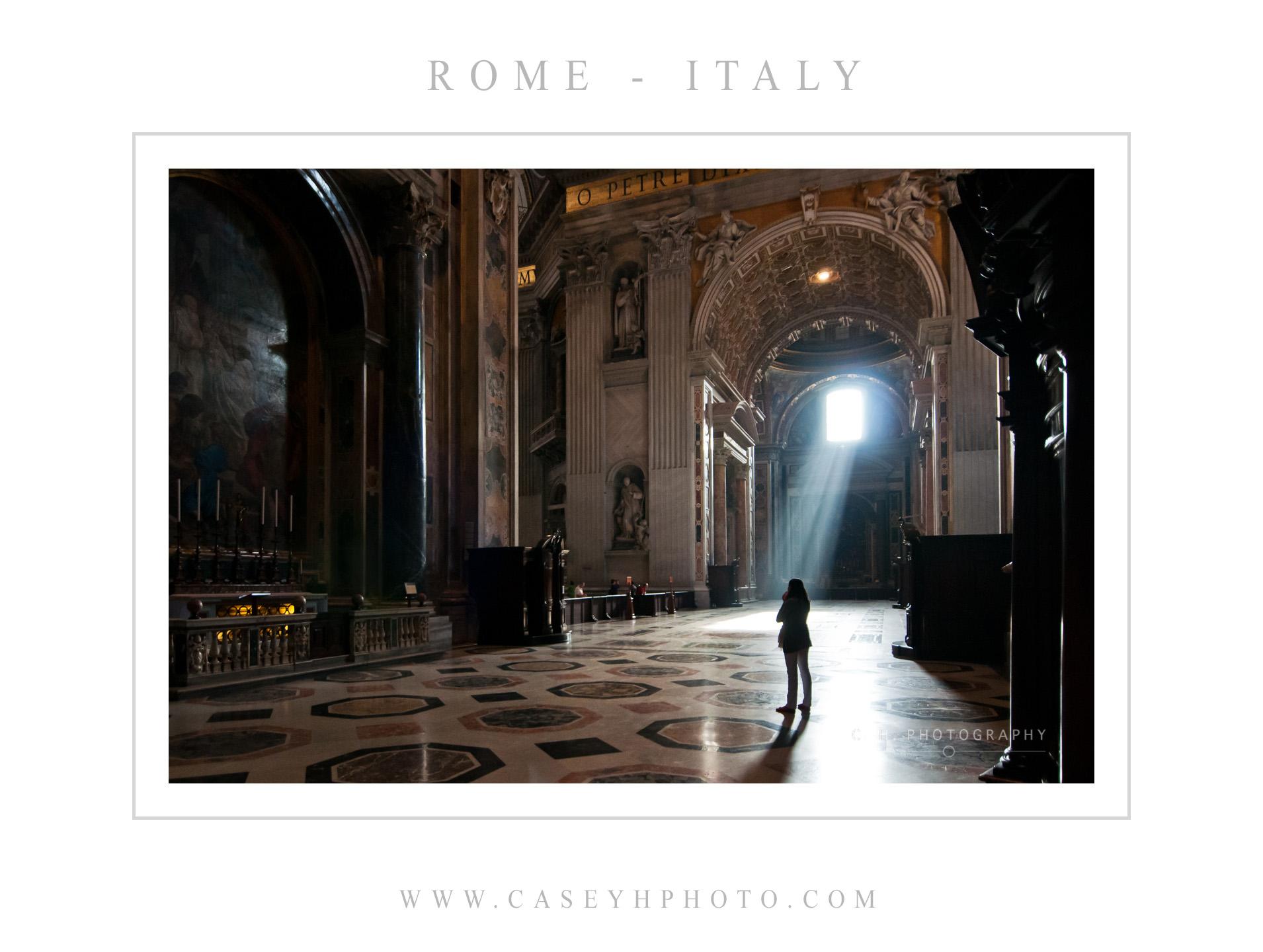 St Peters Basilica - Vatican City - Rome - Lazio