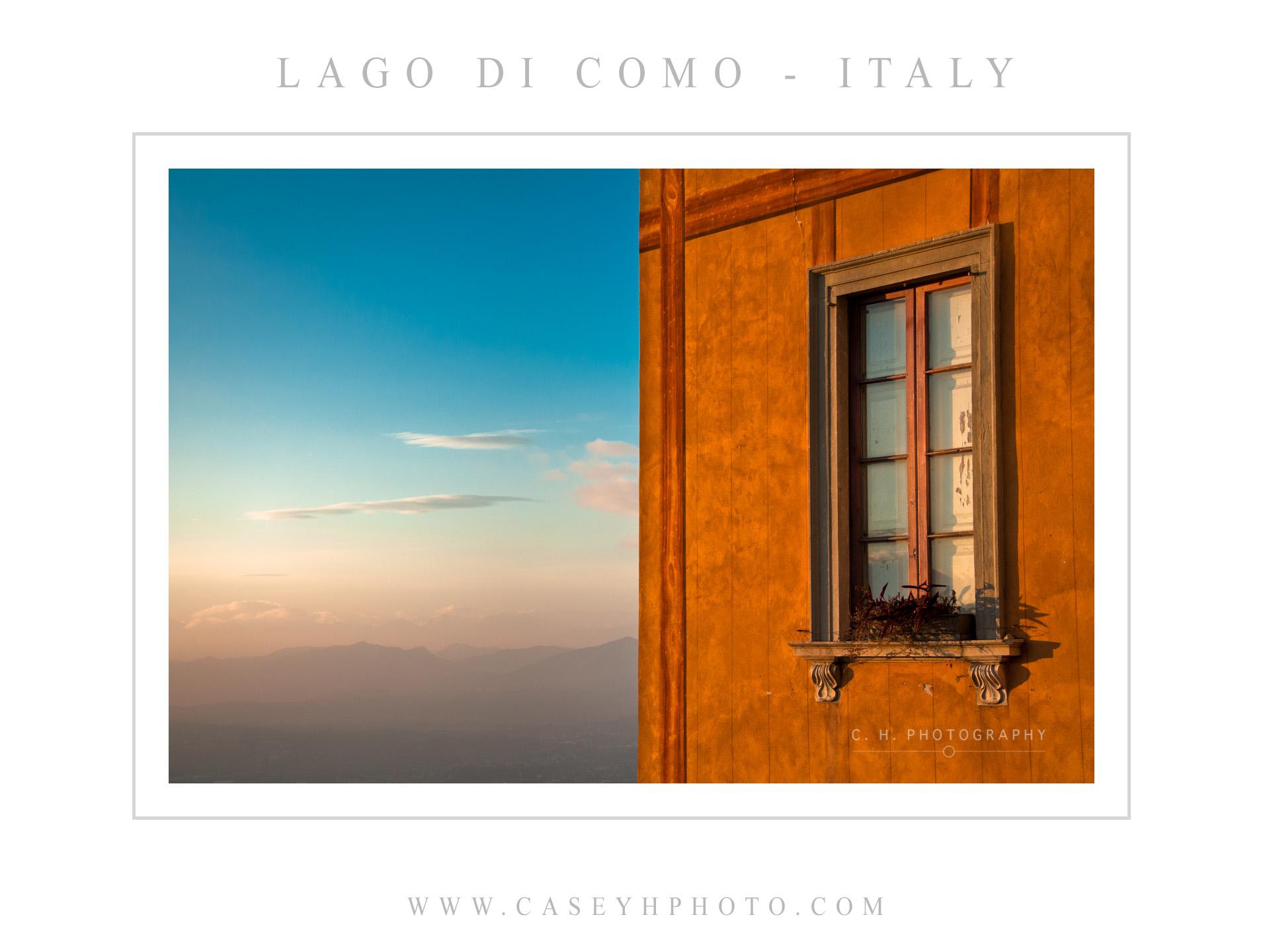 Lake Como - Lombardy - Italy