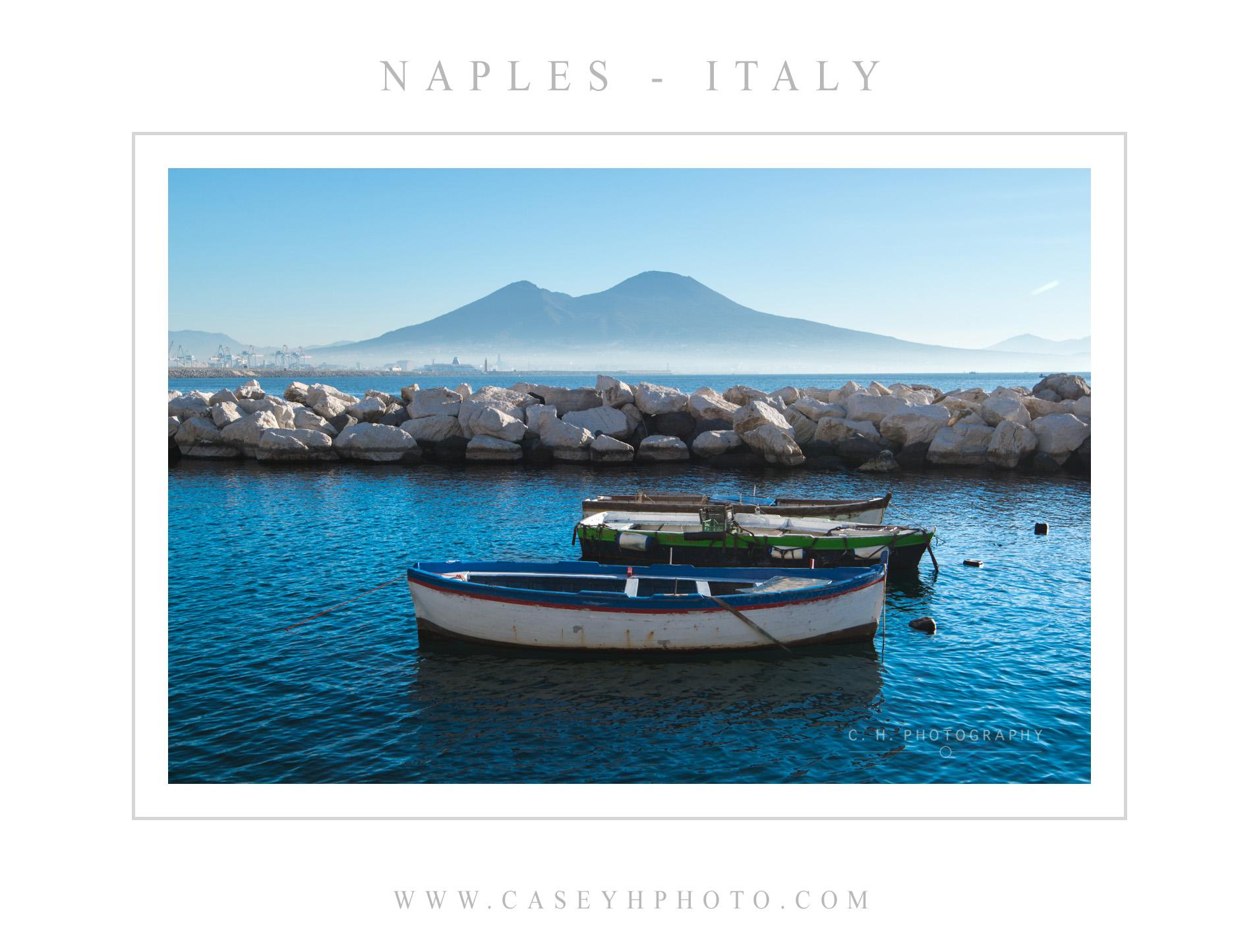 Gulf of Naples - Naples - Campania