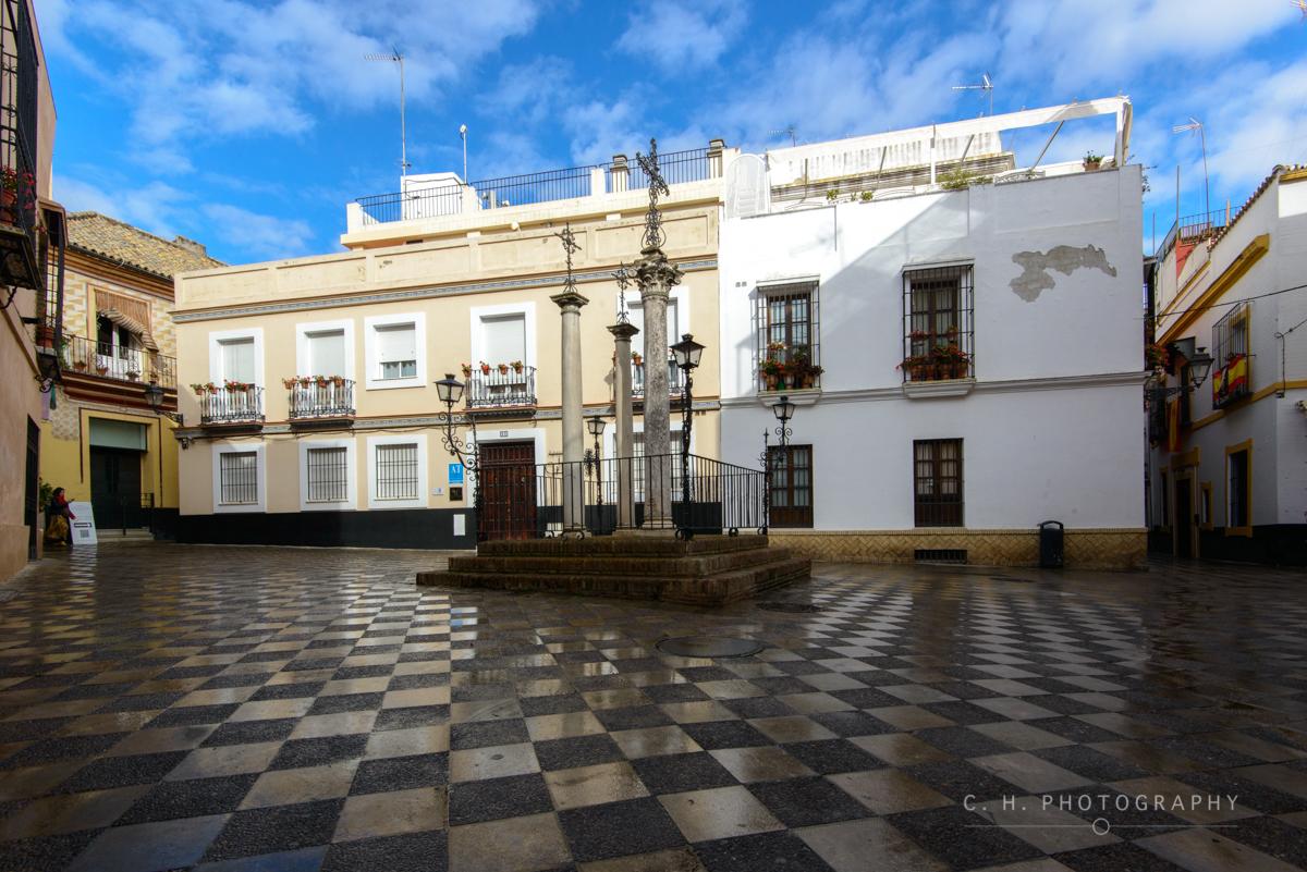 Plaza de Cruces