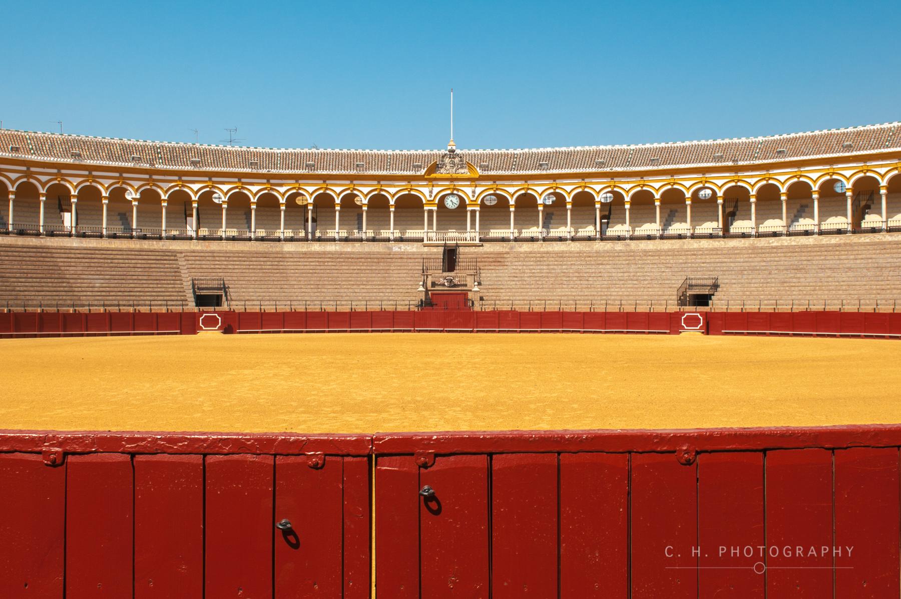 The Plaza de Toros