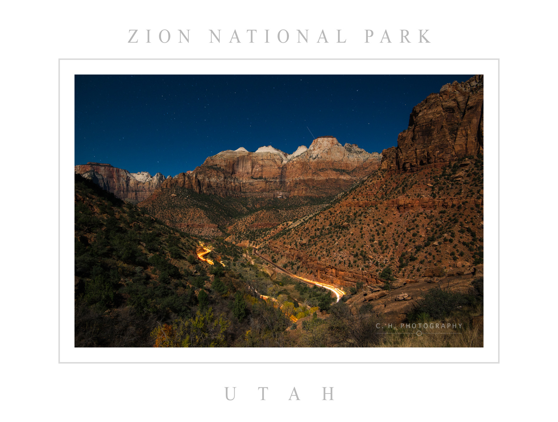 Photography Projects - Checkout: My Home Utah