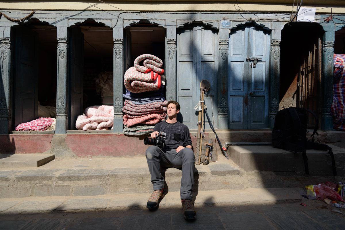 Time For A Break - Kathmandu