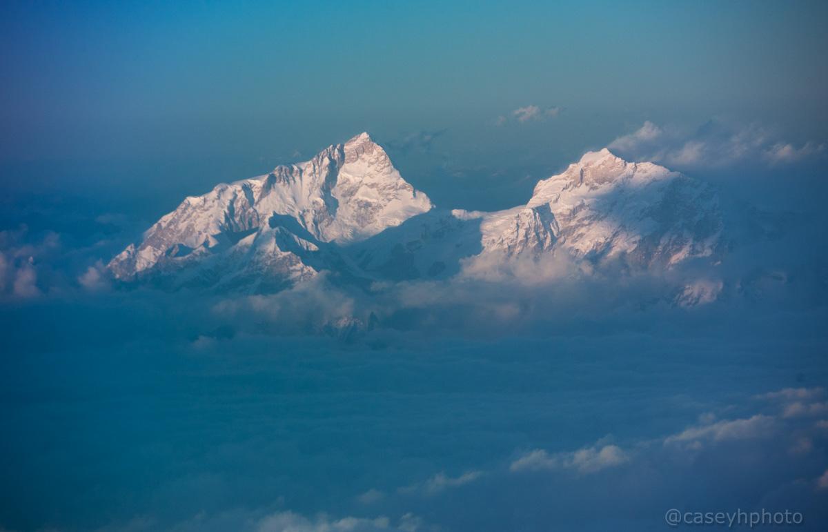 Leaving Nepal