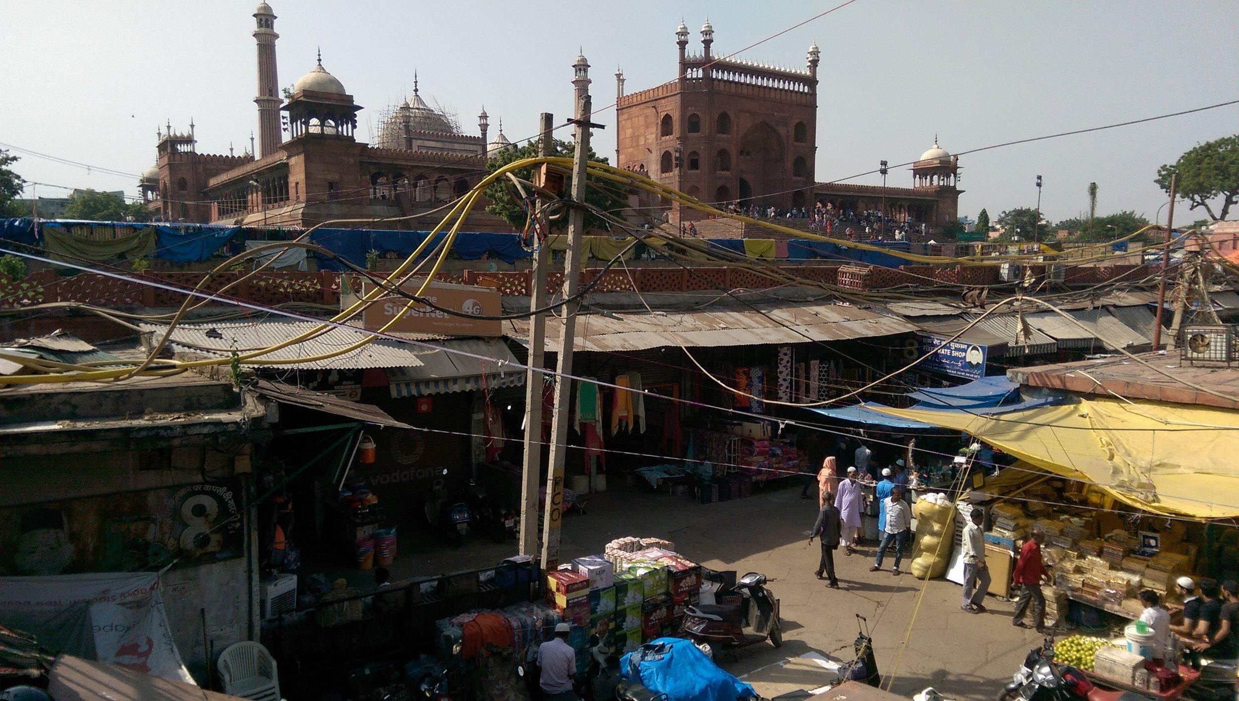 Jama Masjid - Old Delhi