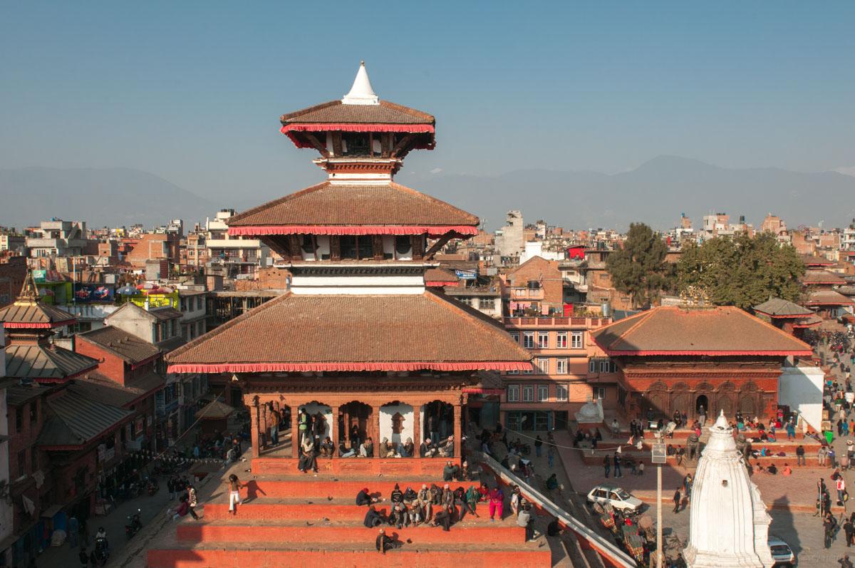 Durbar Square - Kathmandu, Nepal - 2011