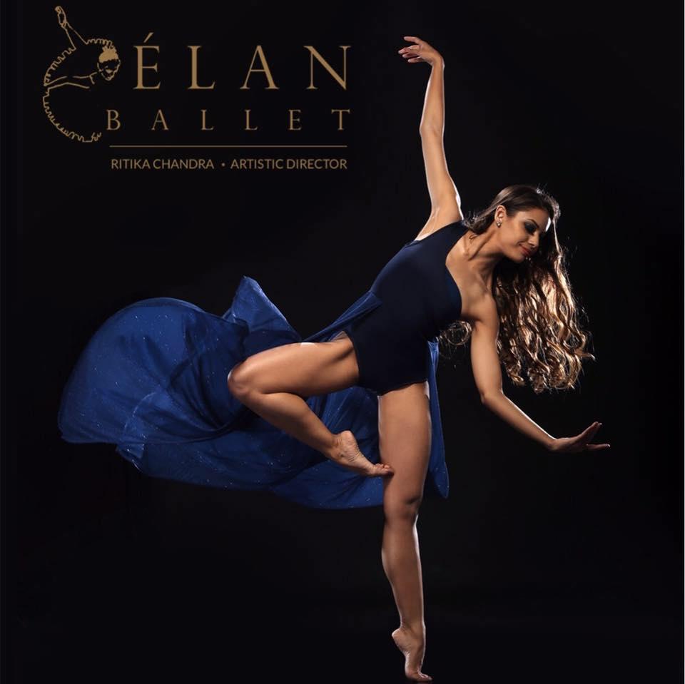 Elan Ballet - Ritika Chandra - www.facebook.com/elanballet