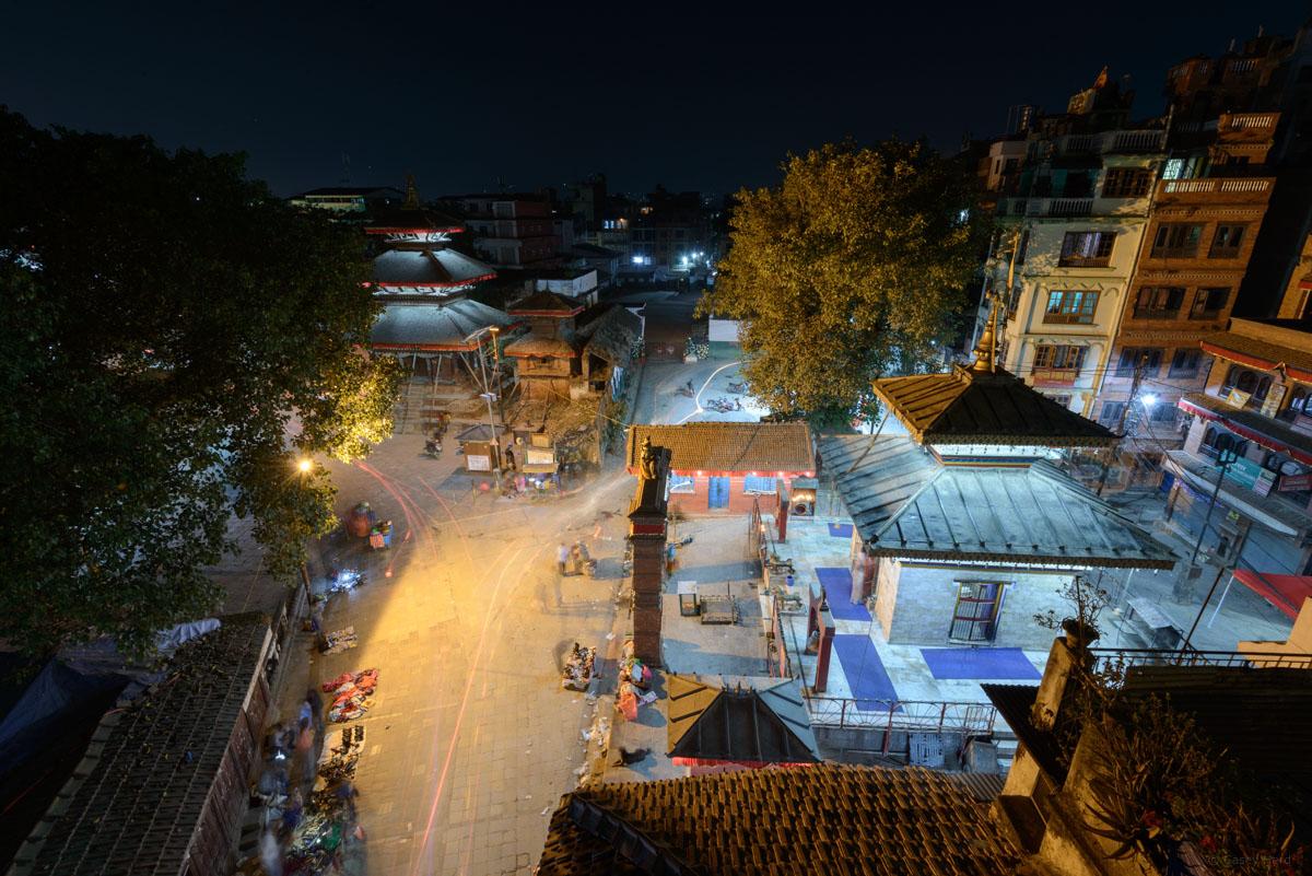Kathmandu Rooftops