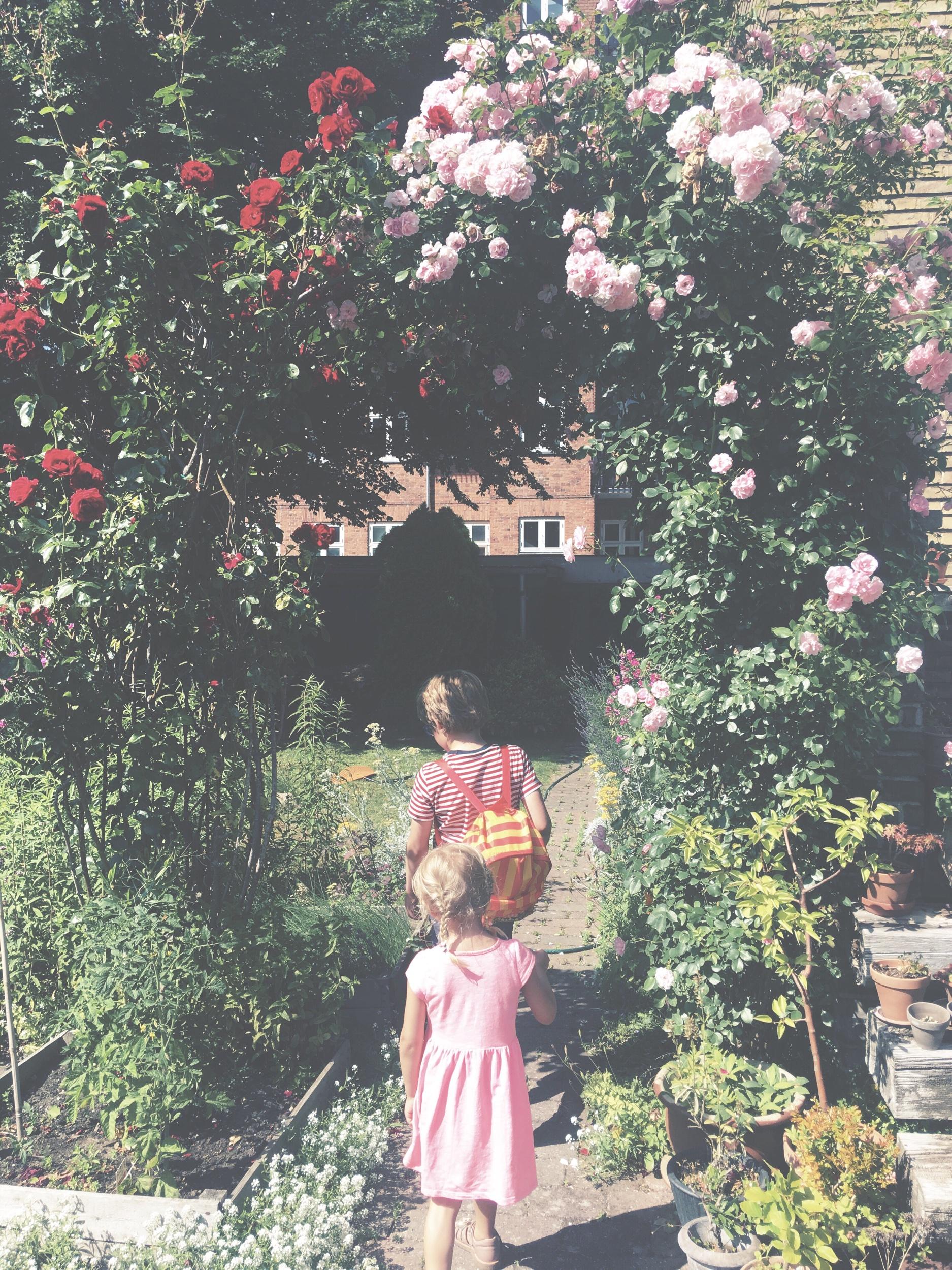 Julie Nors Arnesen blog mor børn skilsmisse