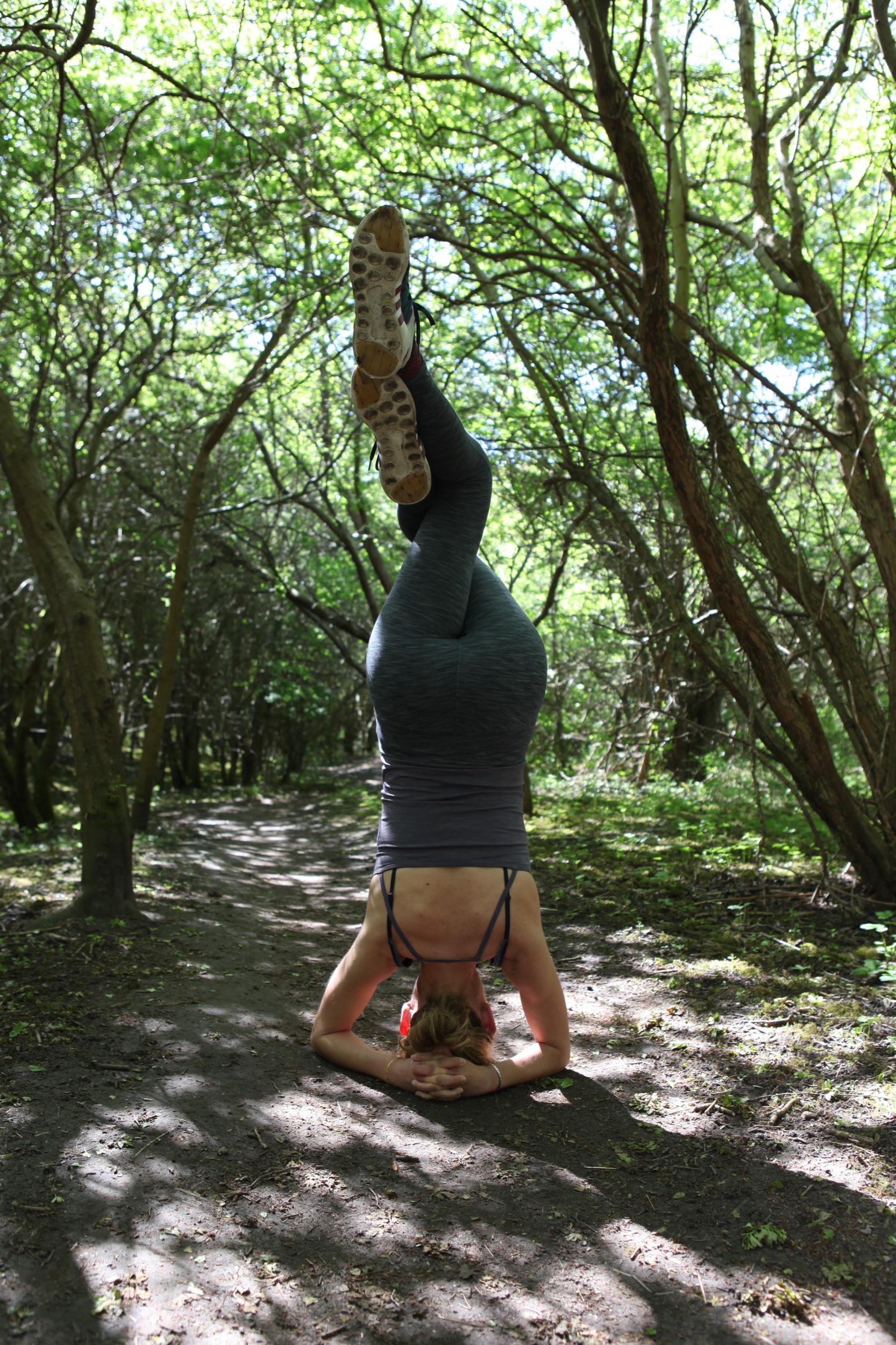 Julie Nors Arnesen blog yogalærer