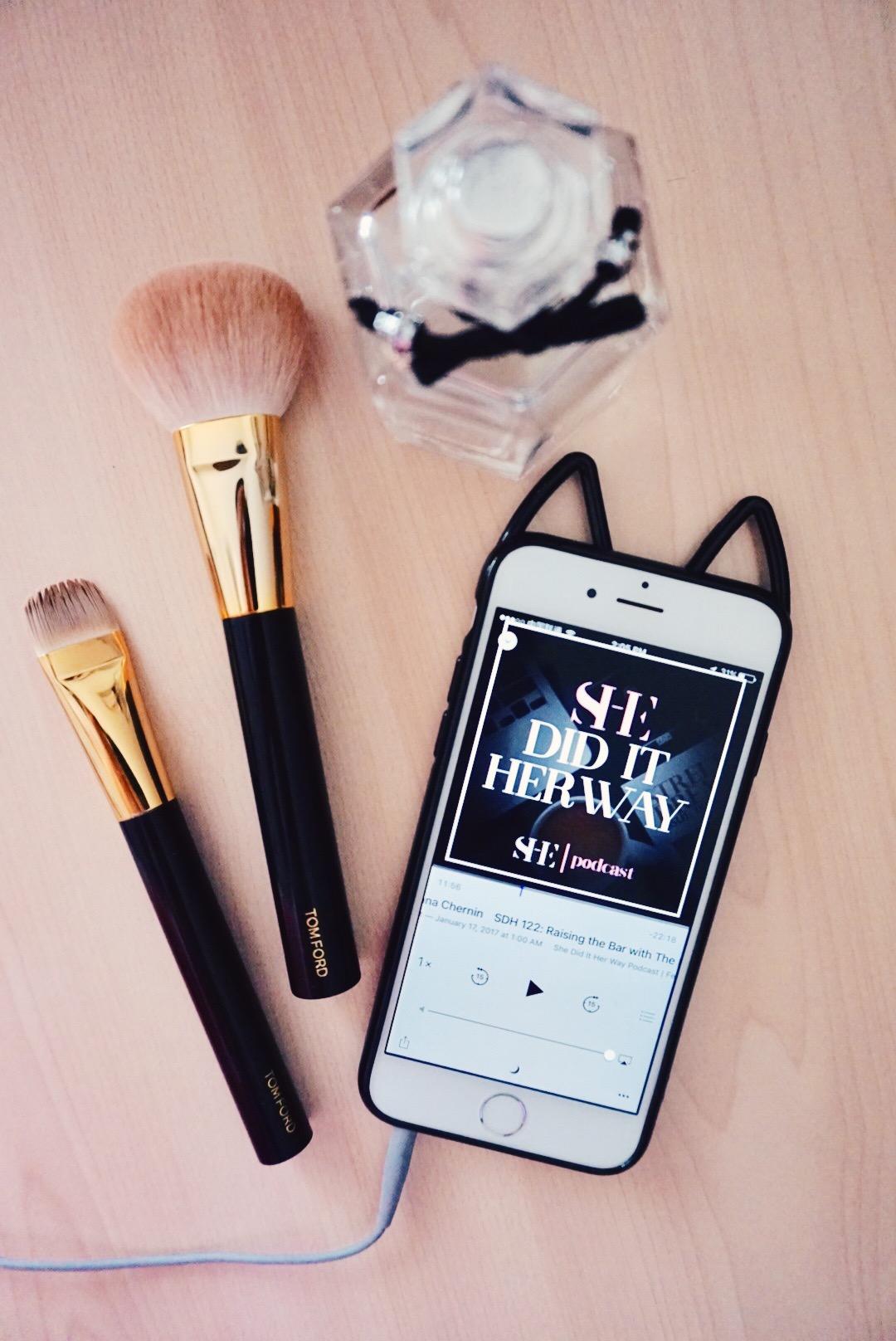 podcast women entrepreneur creative