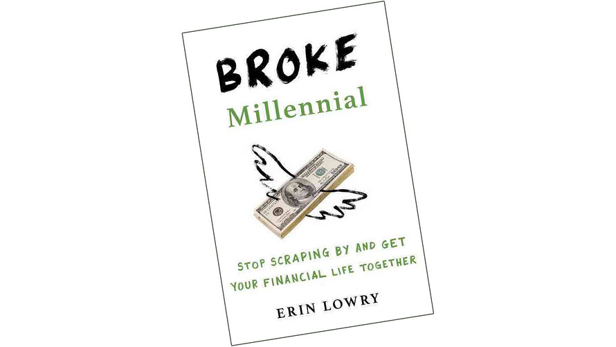 broke millennial erin lowry