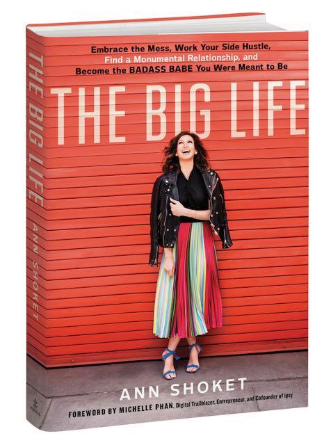 the big life ann shoket