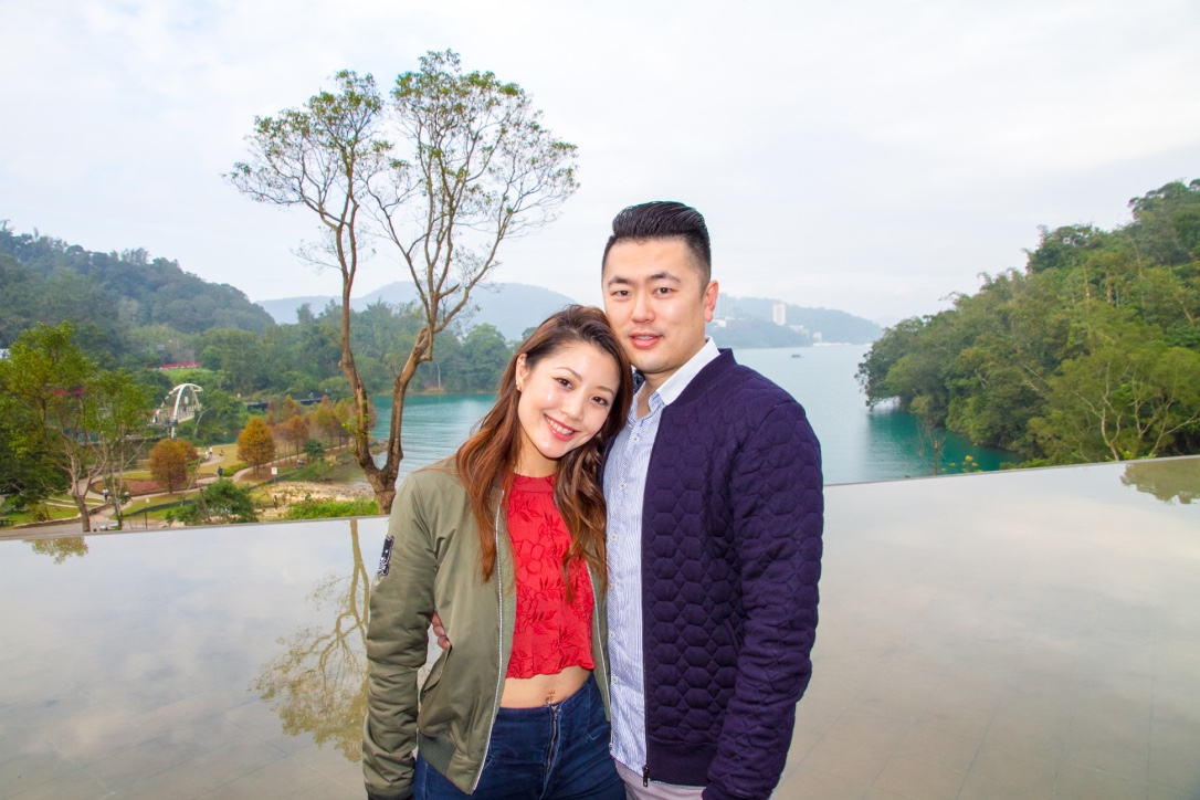 Sun Moon Lake in Taiwan (2017)