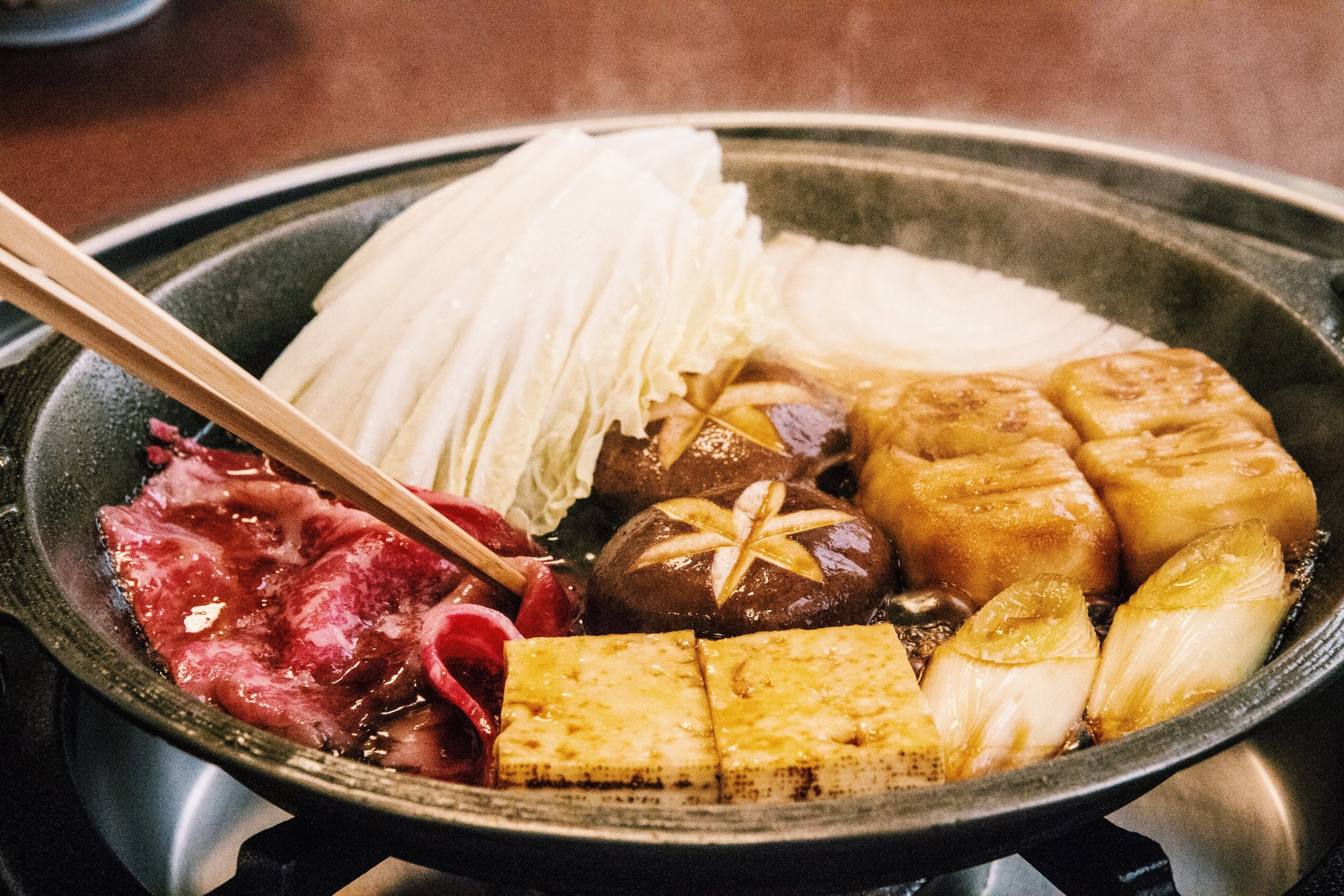 asakusa imanhan sukiyaki