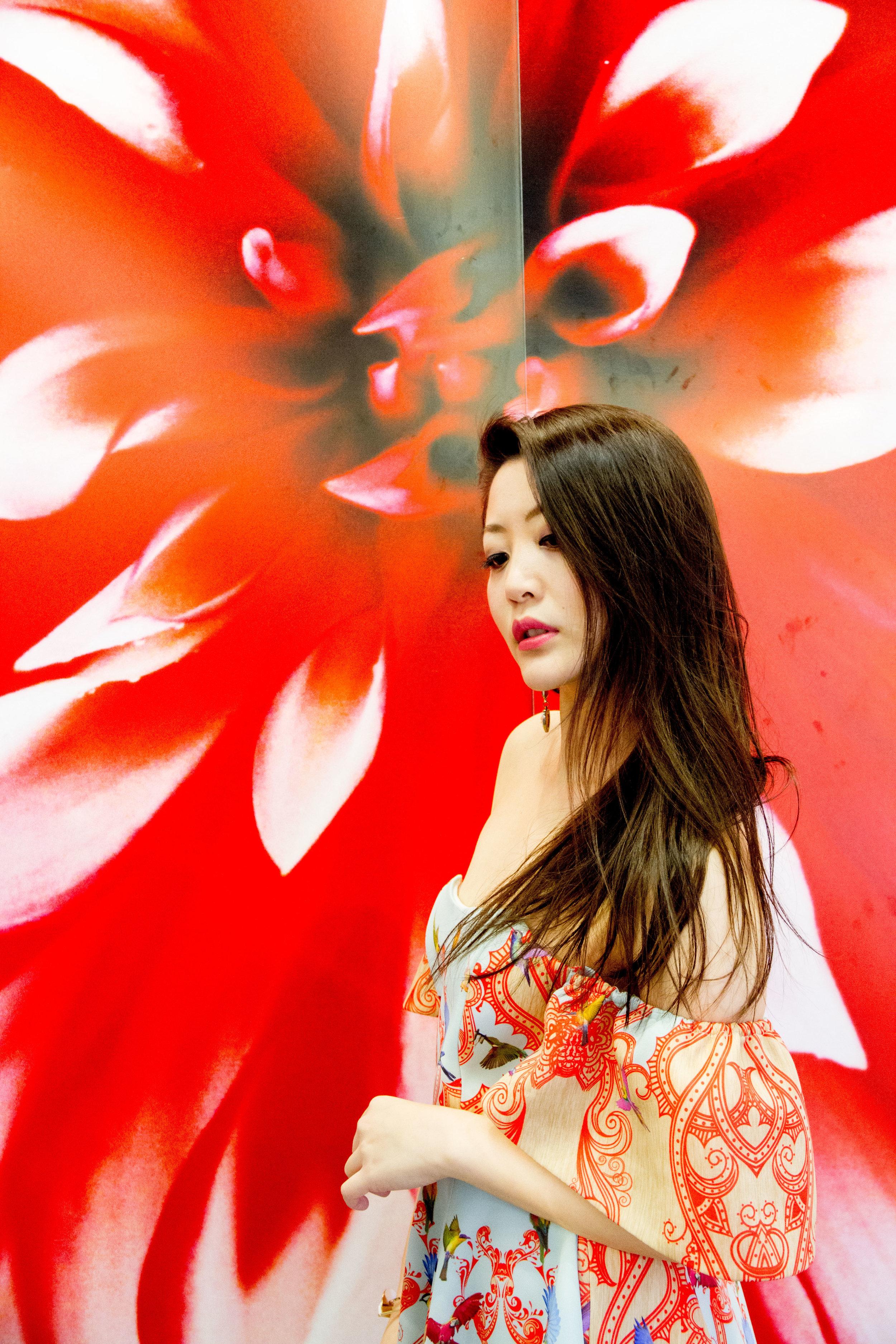 Mika Ninagawa exhibition shanghai heelsonthego