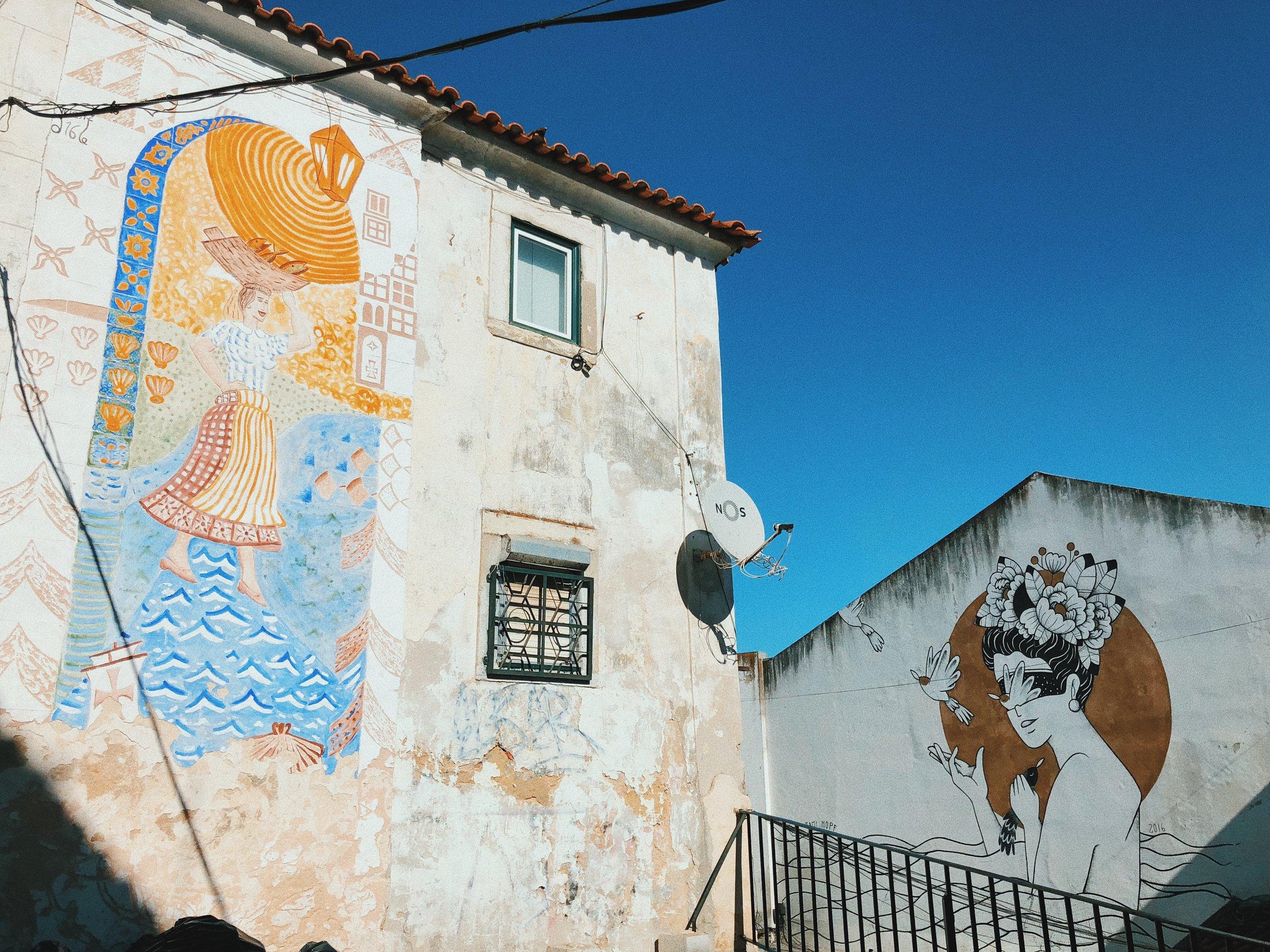 Heelsonthego Lisbon Portugal travel chiado alfama