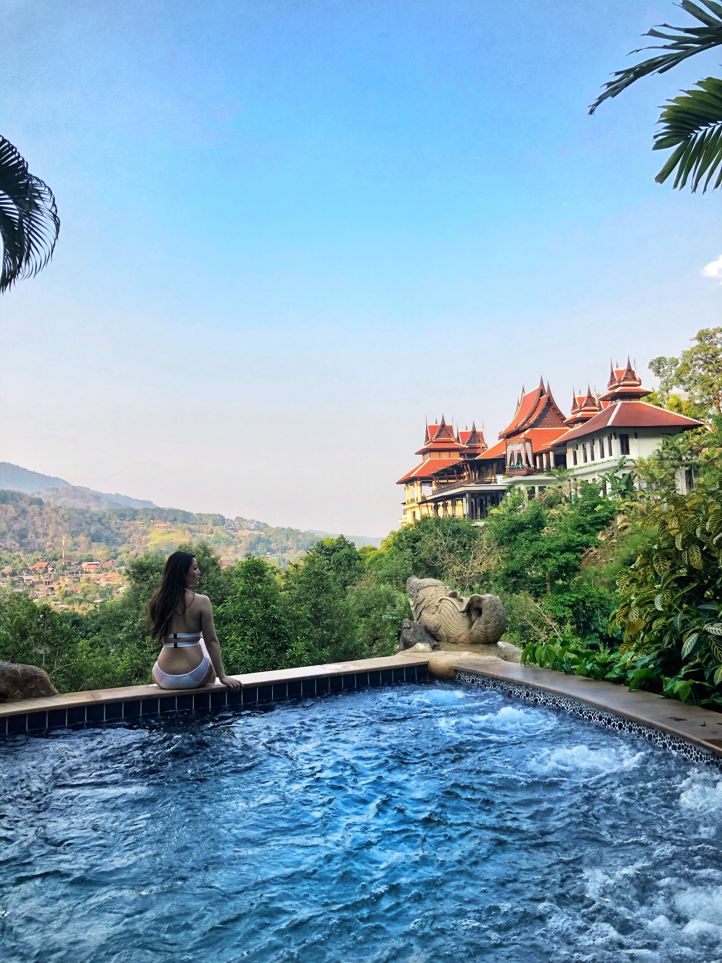 Chiang mai Panviman resort travel heelsonthego