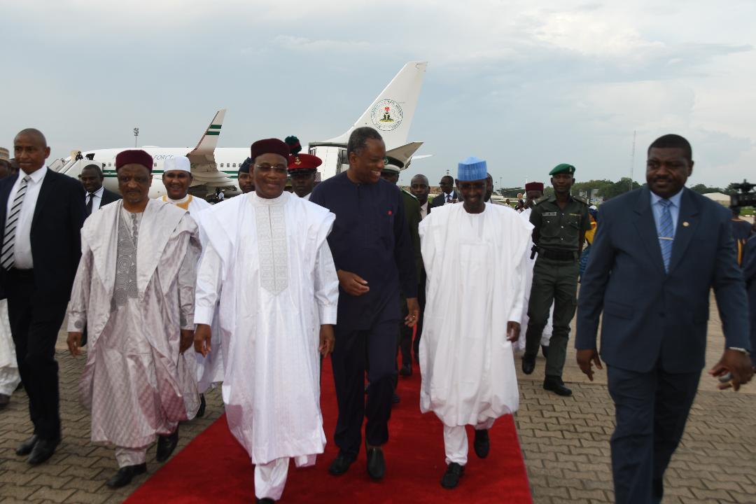 Visite d'amitié et de travail du Président de la République au Nigeria 2.jpg