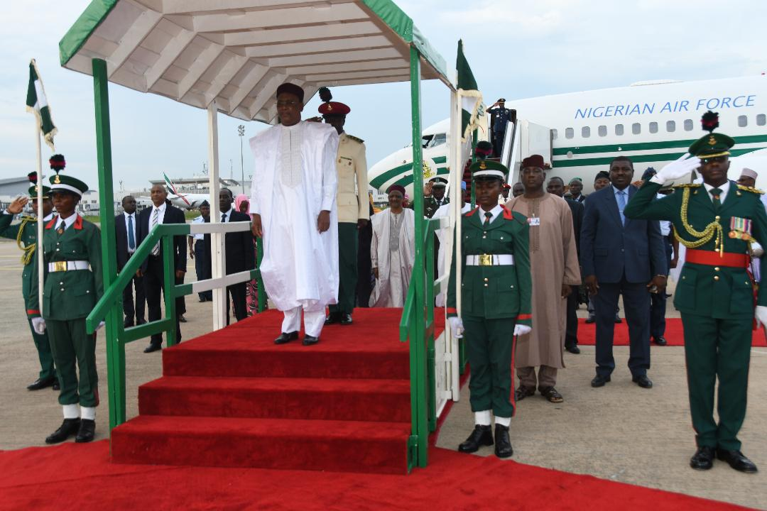 Visite d'amitié et de travail du Président de la République au Nigeria 3.jpg
