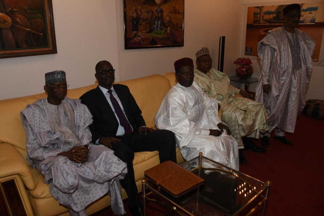 Visite d'amitié et de travail du Président de la République au Nigeria 4.jpg