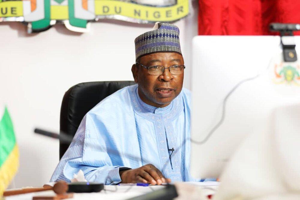 Le Président Issoufou Mahamadou, représenté par le Ministre Directeur de Cabinet du Président de la République, a pris part vendredi à conférence virtuelle sur « Investir dans l'avenir de l'Afrique »