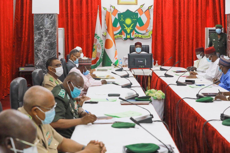 Le  Président de la République préside ce lundi une réunion extraordinaire  du Conseil National de Sécurité