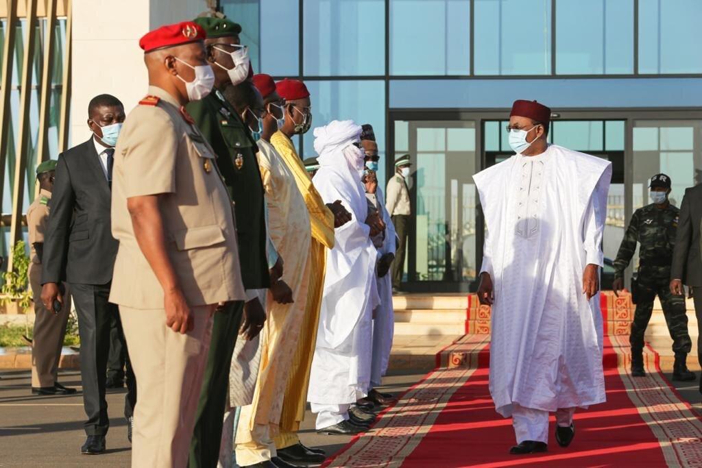 Le Président de la République a quitté Niamey ce jeudi matin pour Accra