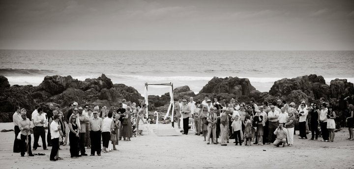 Mid North Coast Wedding, Crescent Head Wedding