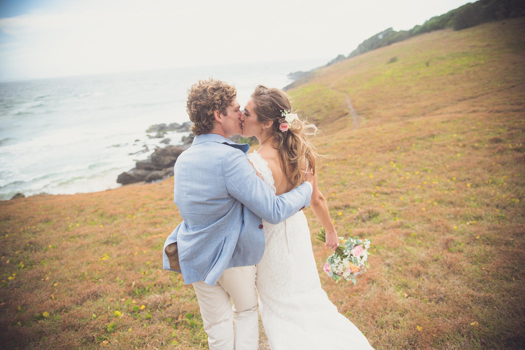 Crescent Head Wedding