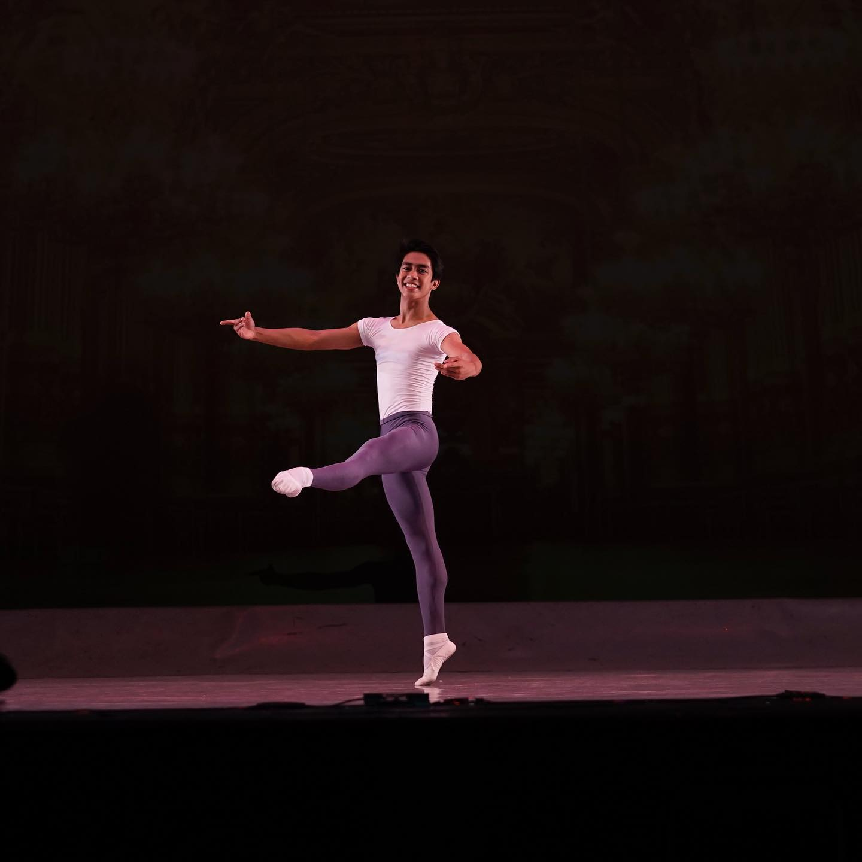 John Edmar Sumera is a professional dancer at Leipzig Ballet in Germany! -