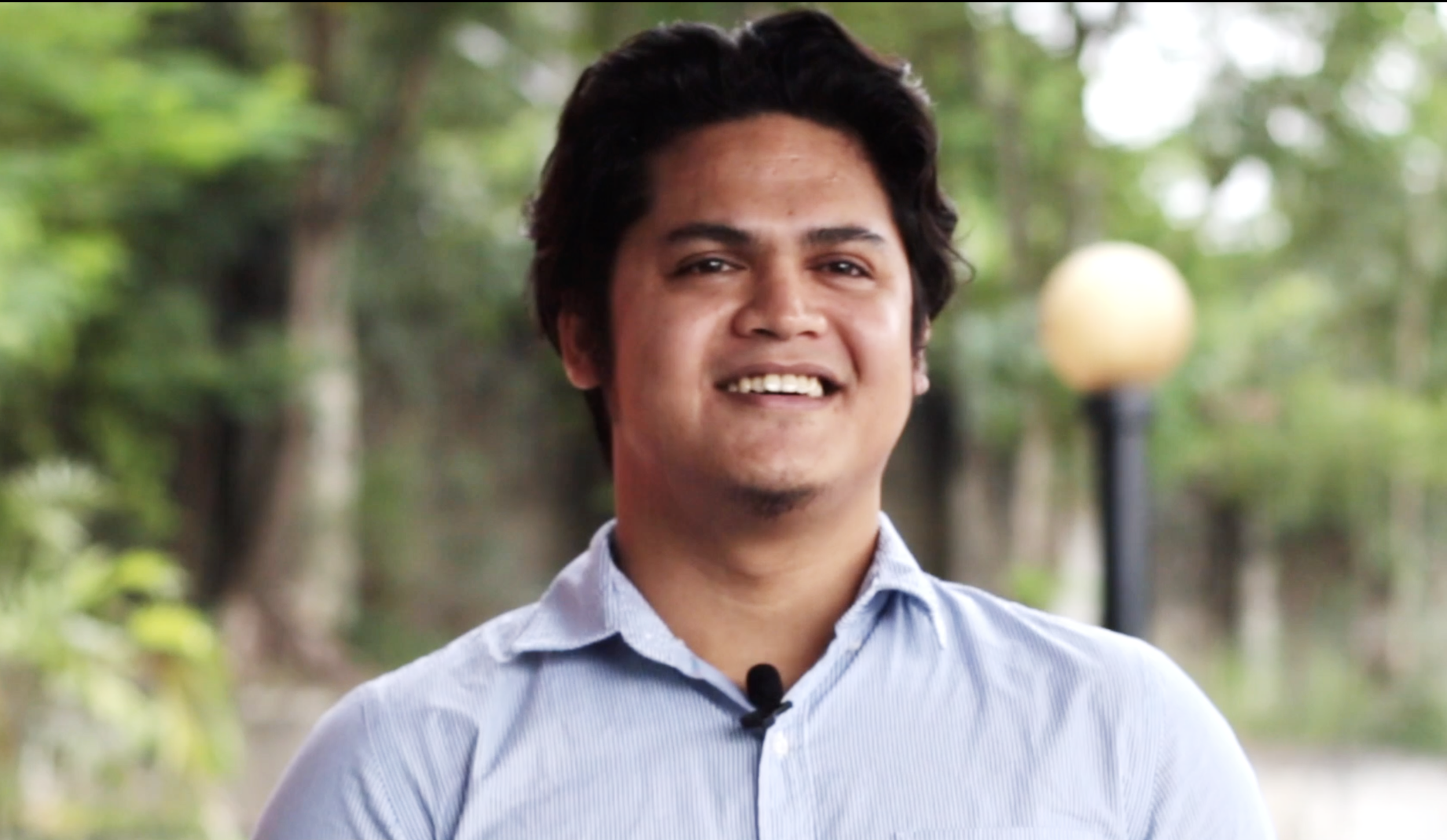 Salvador Ricafuente is a Stock Management Executive at Unilever Philippines -