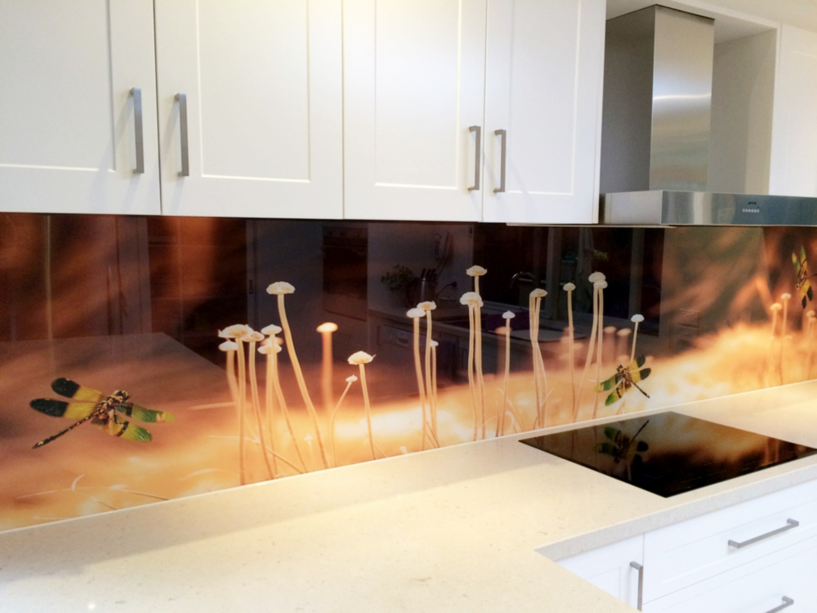 Art Printed Splashback by House of Splashback