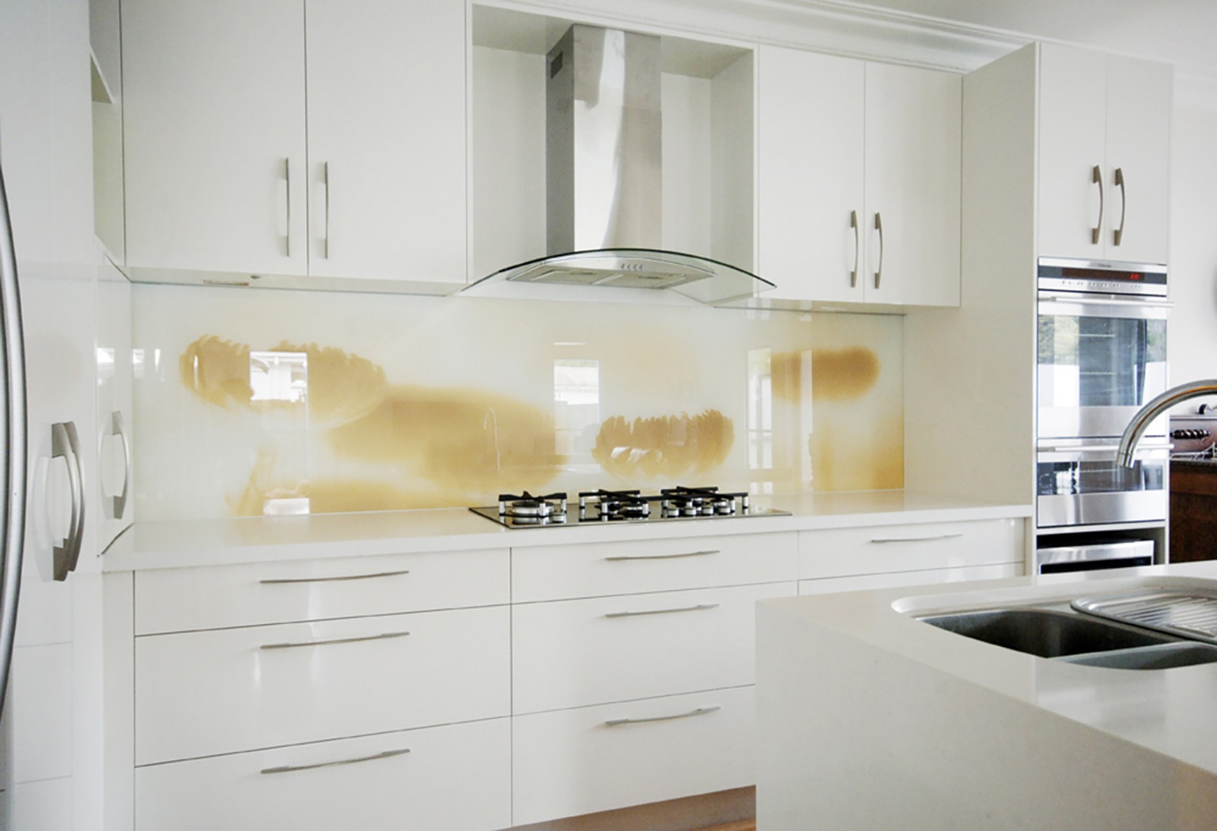 House of Splashbacks - Yarraville Printed Glass