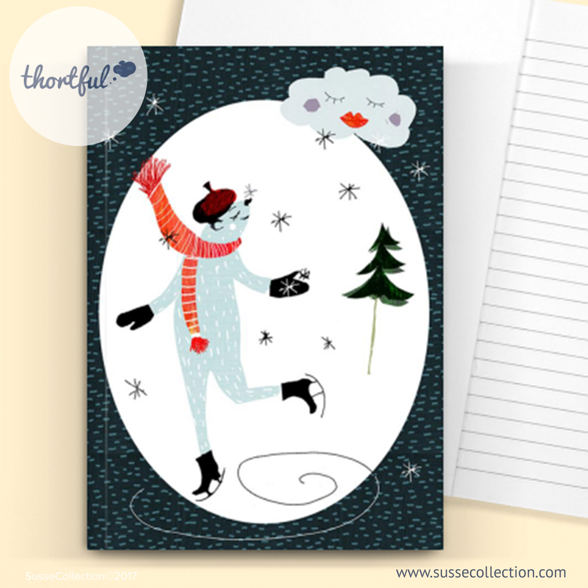 Thortful cards Susse Collection Susse Linton