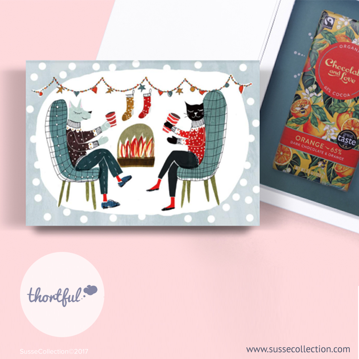 Thortful cards Susse Collection Susse Linton 2