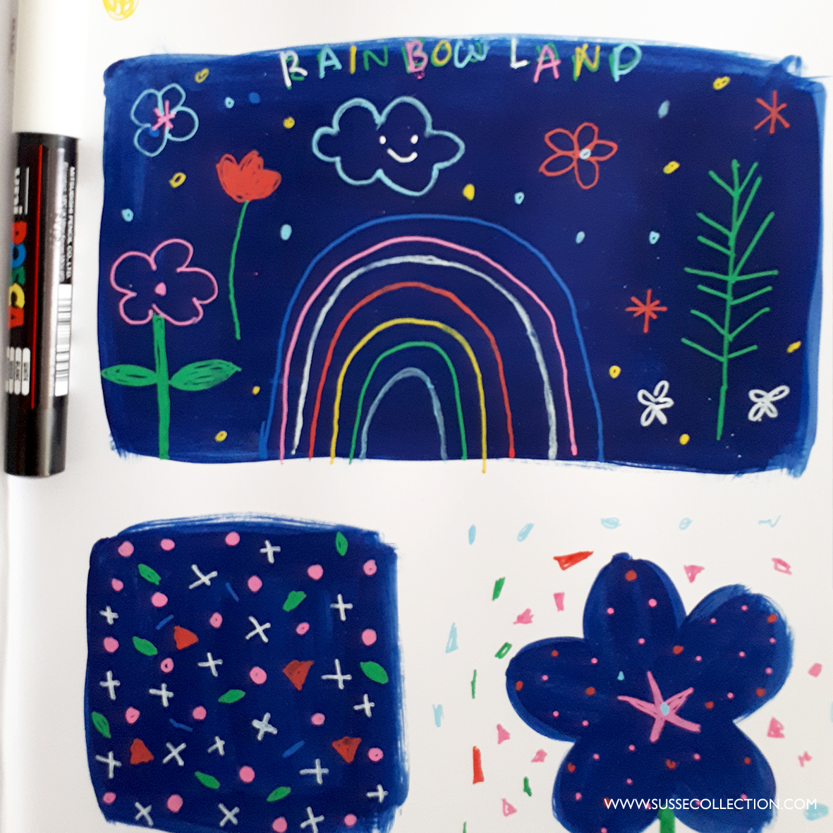 Rainbow land Susse Collection.jpg