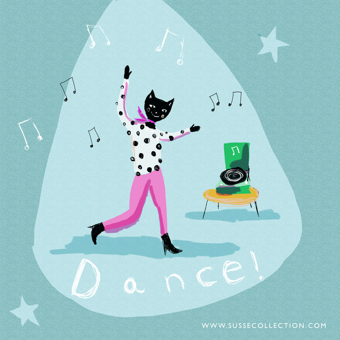 Susse Collection-Dance Happy.jpg