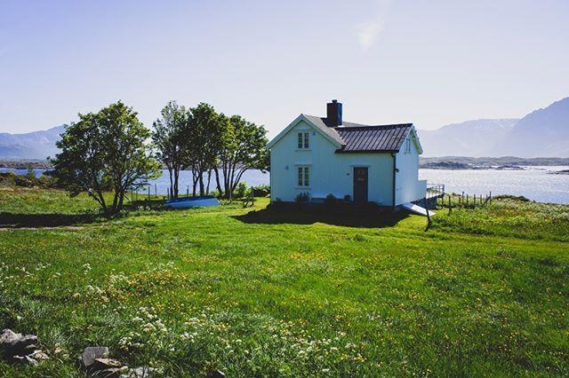 #hideaway at #gimsøy #island #lofoten #norway #cottage #ferienhaus #lofotenislands #norwegen
