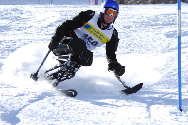 Skiing With Heroes is a charity that helps wounded ex-Iraq and Afghanistan campaign soldiers back into employment through a ski-based support, mentoring, introduction and induction programme.