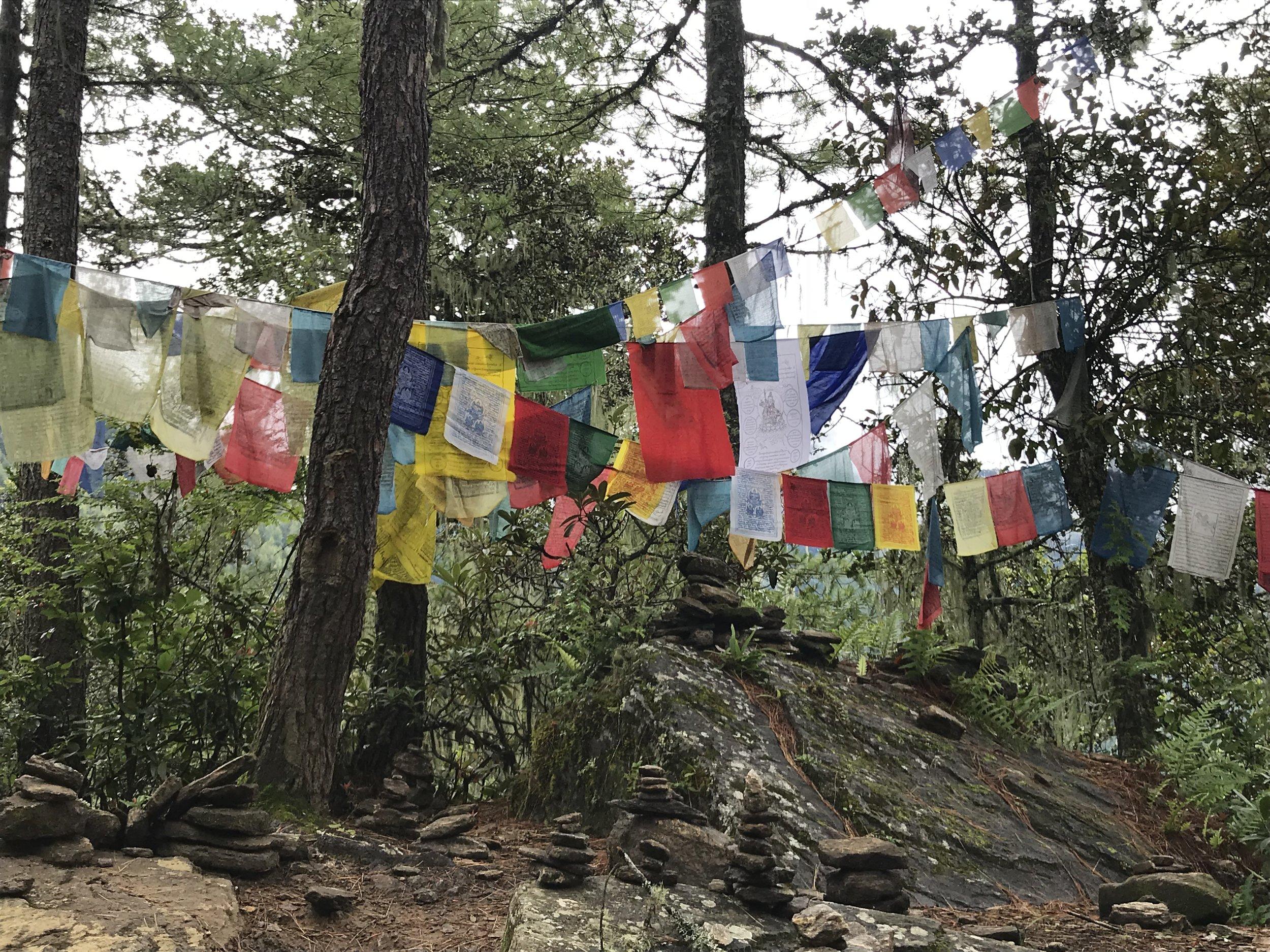 Image author's own, Paro, Bhutan.