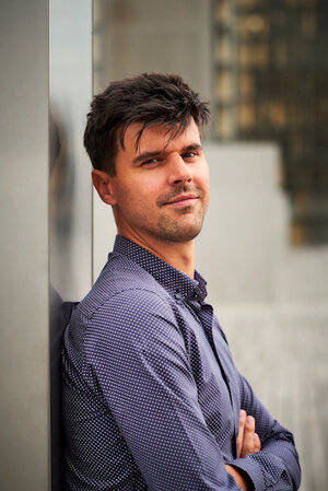 Julien Herman - Motion designer et formateur vidéo indépendant - Paris