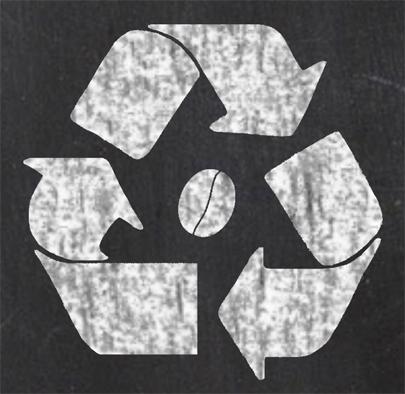 Recycle - coffee roast