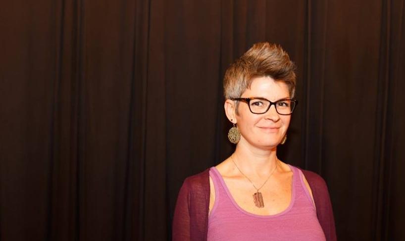 It's me! Elisa Rodero, owner/artist at Hennamorphosis | Photo by Julie Hove Andersen